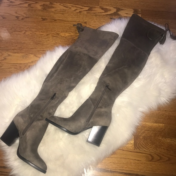 67479c24597 Marc Fisher Alinda over the Knee boots size 6.5. M 5bcfbcd65098a06a3c3f61f2